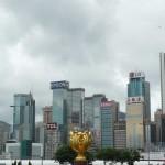 Hong Kong skyline – Jul 2007