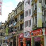 Taishan, China – Jul 2007
