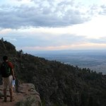 The La Luz Trail, Albuquerque, NM, USA – 13 May 2007