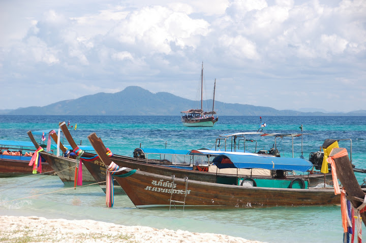 Thailand - Koh Phi Phi - Mosquito Island