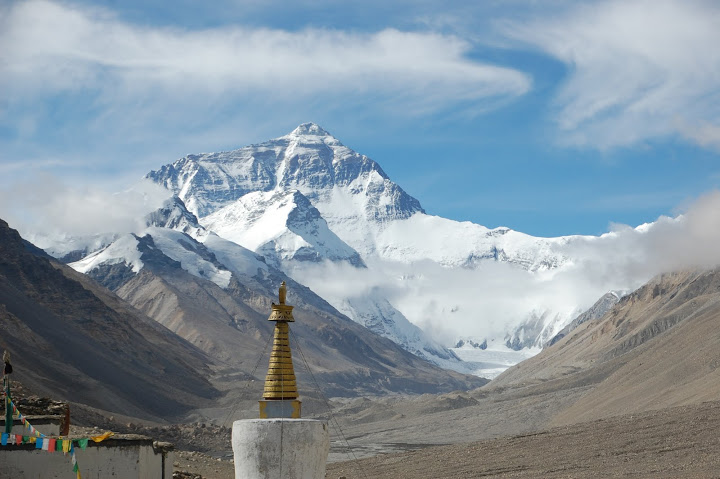 Tibet - Mount Everest 2