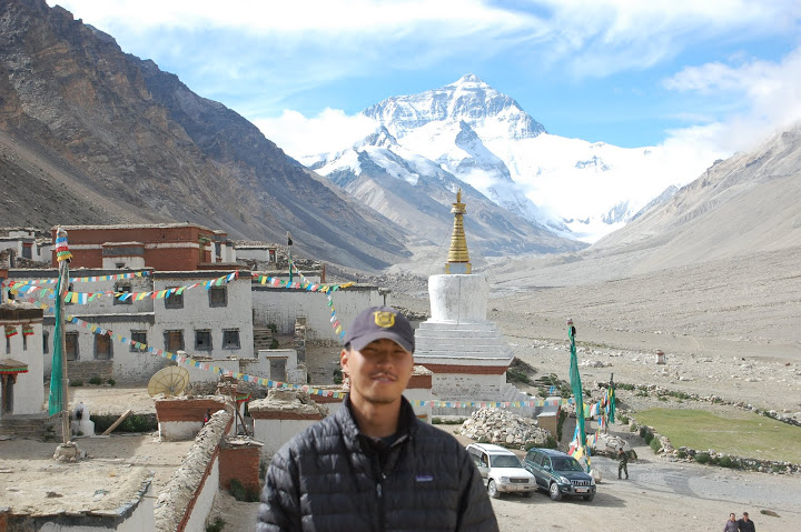 Tibet - Mount Everest 3
