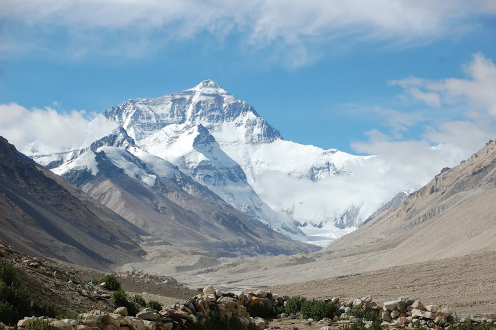 Tibet - Mount Everest 1