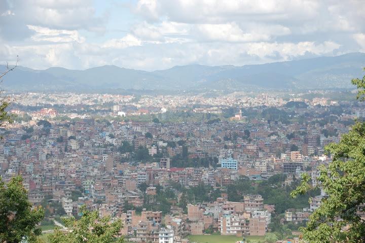 Nepal - Kathmandu - Cityscape