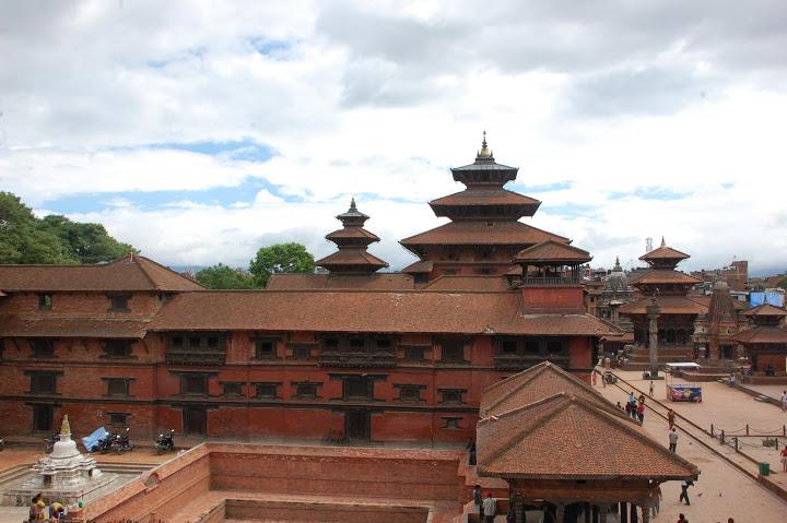 Nepal - Patan - Durbar Square 1