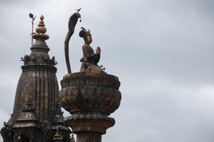 Nepal - Patan - Durbar Square 2