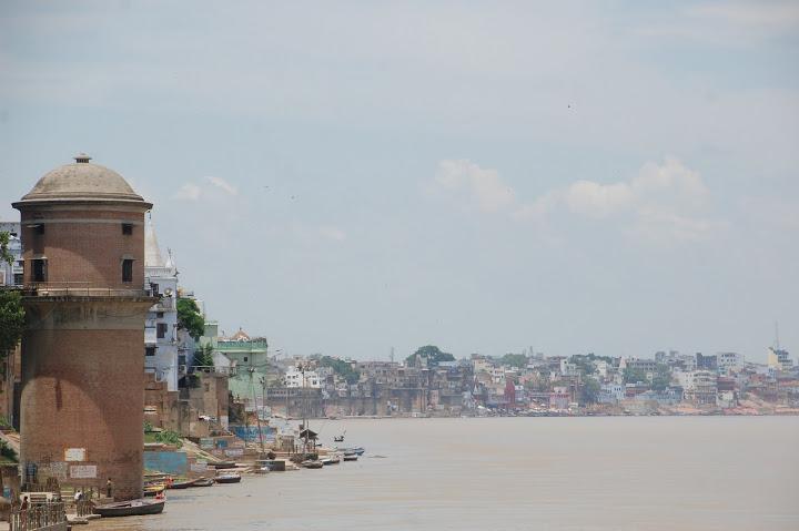 India - Varanasi - Landscape