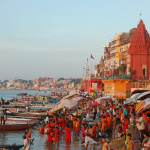 Varanasi – Ganges, Ghats, and Bholbhan!
