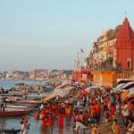 Varanasi – Ganges, Ghats, and Bholbhan!