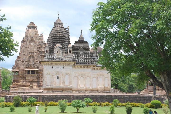 India - Khajuraho - Temples 1