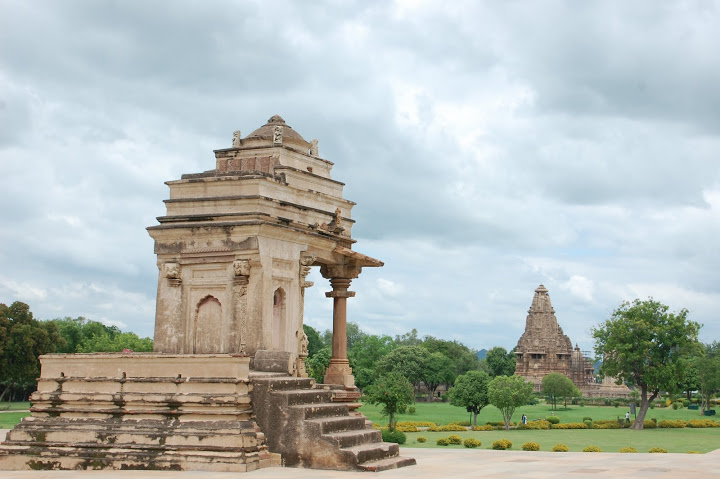 India - Khajuraho - Temples 2