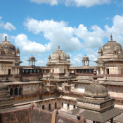 Khajuraho and Orchha