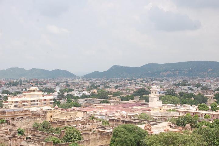 India - Jaipur - Cityscape