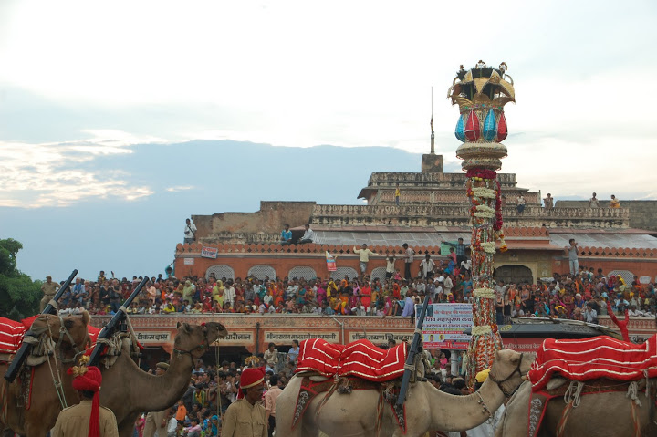 India - Jaipur - Teej Festival
