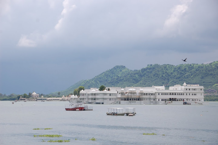 India - Udaipur - Lake Palace