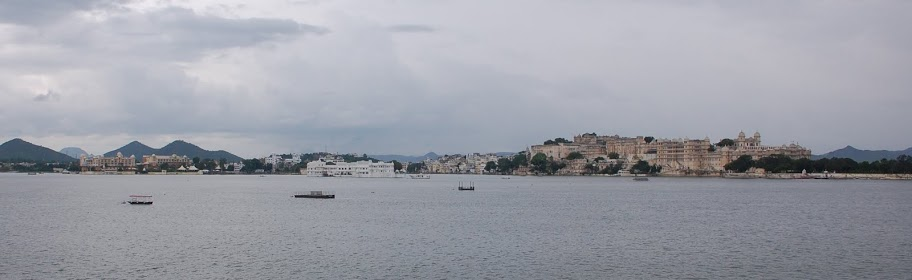 India - Udaipur - Panorama