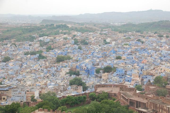 India - Jodhpur - Landscape