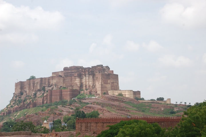 India - Jodhpur - Meherangarh Fort