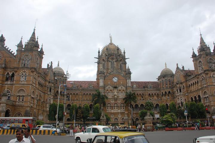 India - Mumbai - Victoria Terminal