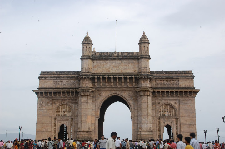 India - Mumbai - India Gate