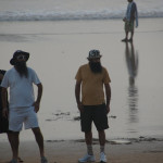 Thru the Lens: Goan Beach Hippies