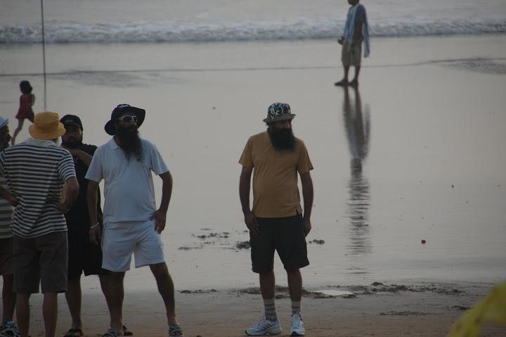 India - Goa - Baga - Hippies