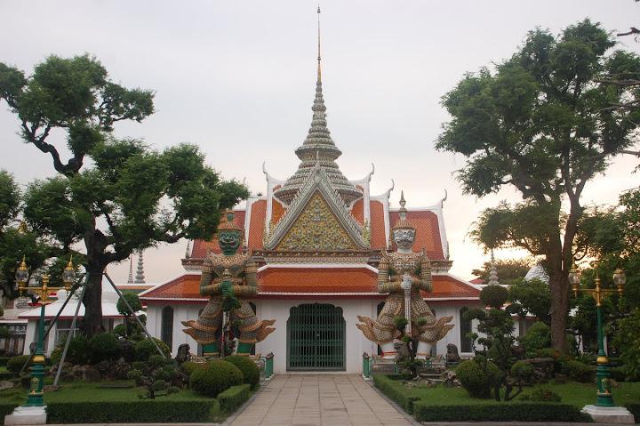 Thailand - Bangkok - A Wat