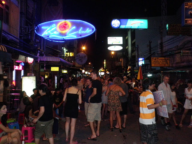 Thailand - Bangkok - Khao San Road