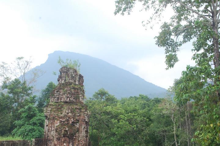 Vietnam - Hoi An - My Son Ruins 1