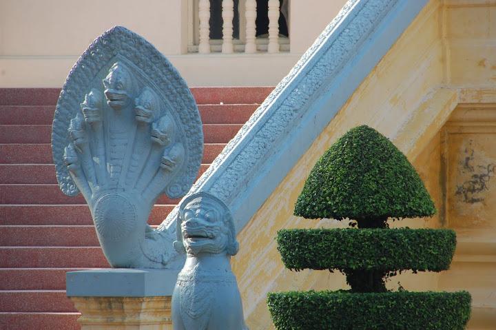 Cambodia - Phnom Penh - Royal Palace 1