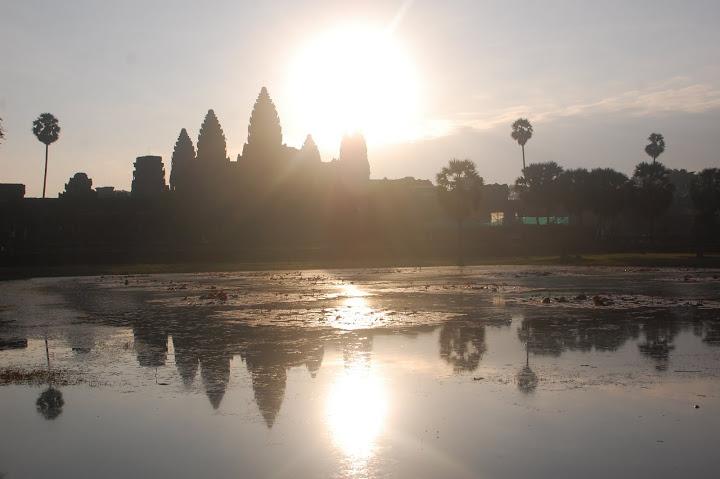 Cambodia - Angkor - Sunrise 3