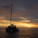 Thru the Lens: Sunset over the Phi Phi Islands