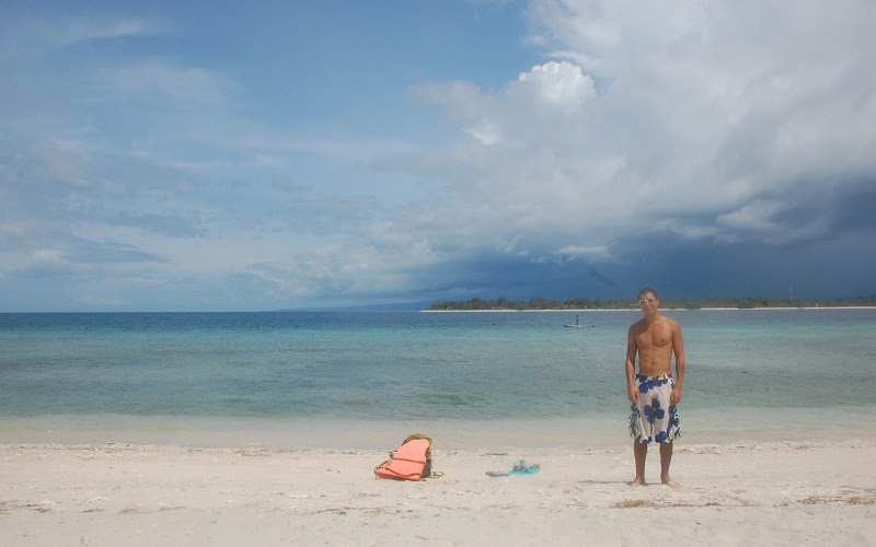 Indonesia - Gili - Beach 1