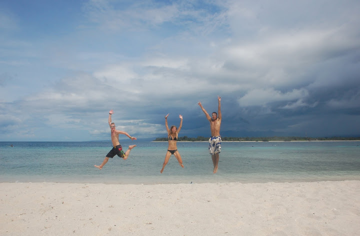 Indonesia - Gili - Beach 2