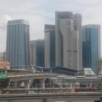 Overland from Koh Phi Phi to Kuala Lumpur