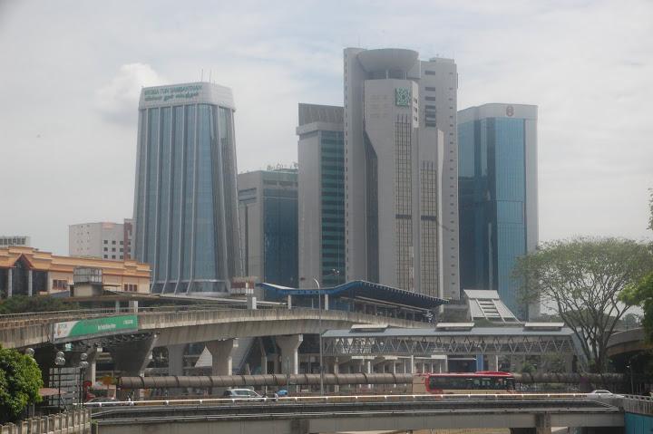 Malaysia - Kuala Lumpur - Skyline
