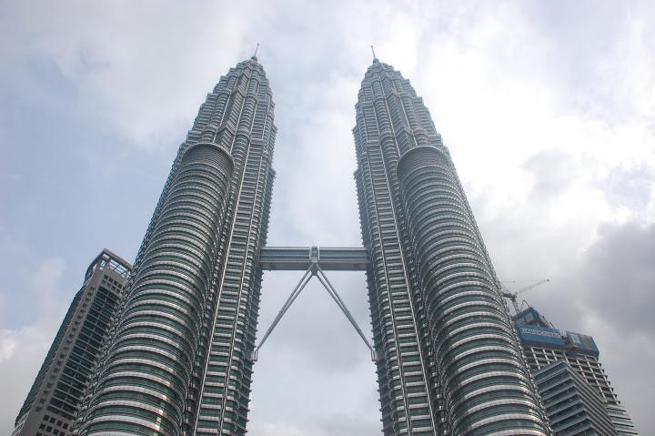 Malaysia - Kuala Lumpur - Petronas Twin Towers 1