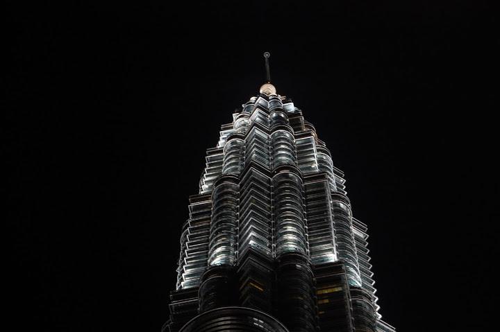 Malaysia - Kuala Lumpur - Petronas Twin Towers 2