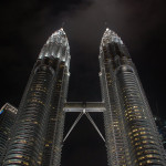 Thru the Lens: The Petronas Twin Towers