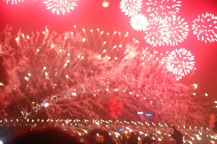 Australia - Sydney - NYE Fireworks 01