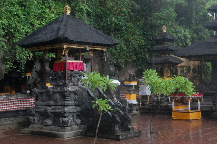 Indonesia - Bali - Kusamba - Pura Goa Lawah