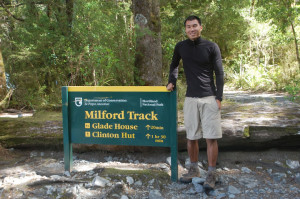 New Zealand - Milford Track - Starting Point