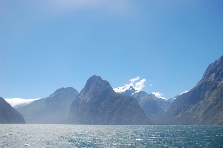 New Zealand - Milford Sound 03