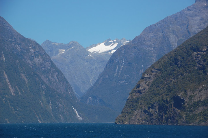 New Zealand - Milford Sound 02