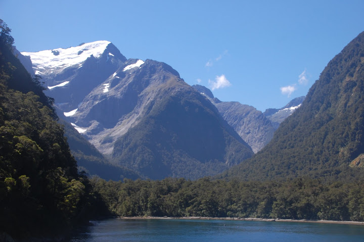 New Zealand - Milford Sound 01