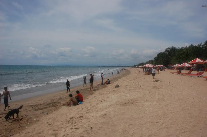 Indonesia - Bali - Kuta - Beach 1