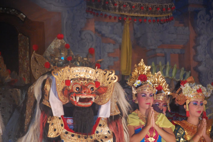 Indonesia - Bali - Ubud - Culture Show