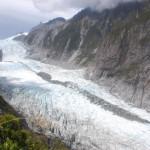 Fox and Franz Josef Glacier, New Zealand
