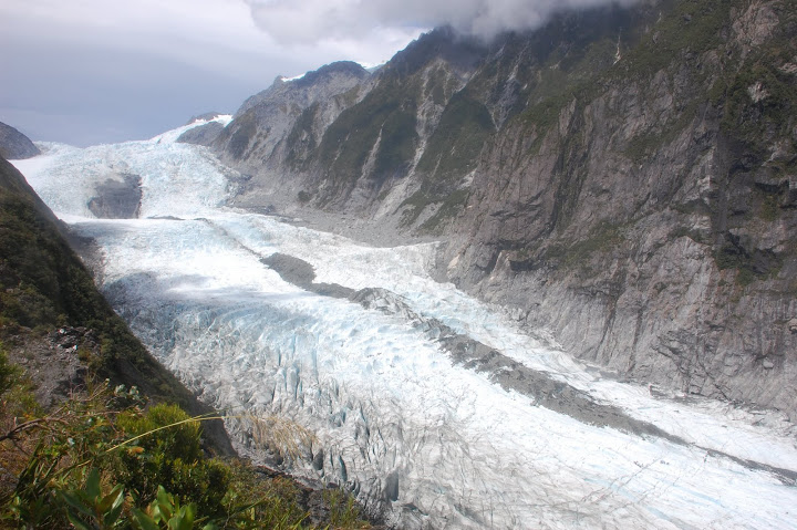 New Zealand - Franz Josef Glacier