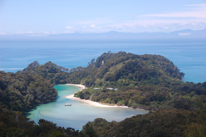 New Zealand - Abel Tasman National Park 01